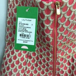 Lilly Pulitzer Dresses - NWT Lilly Pulitzer Josephina Dress